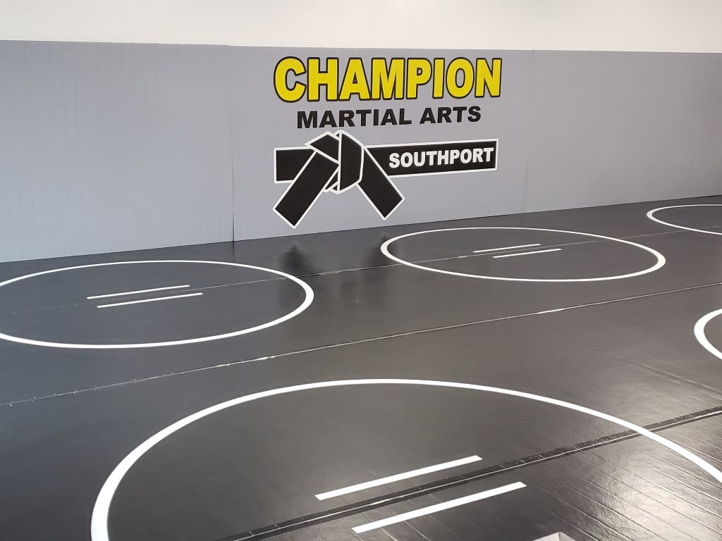 Martial Arts studio mats