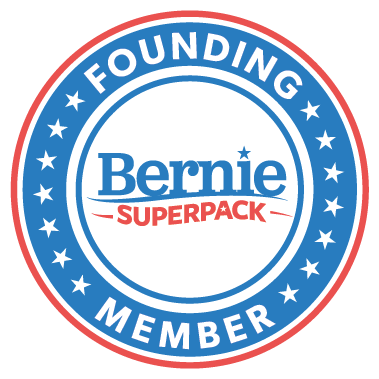 Super PACK Founding Member sticker