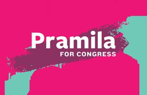 Pramila for Congress