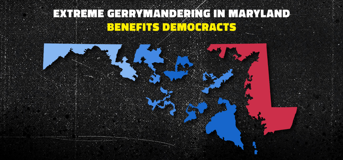 Gerrymandering in Maryland