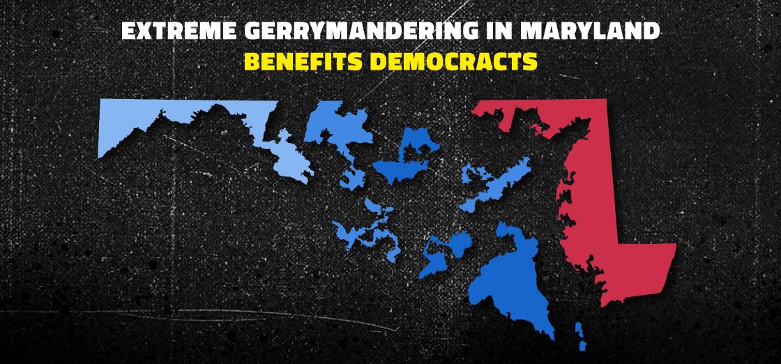 Gerrymandering in Maryland