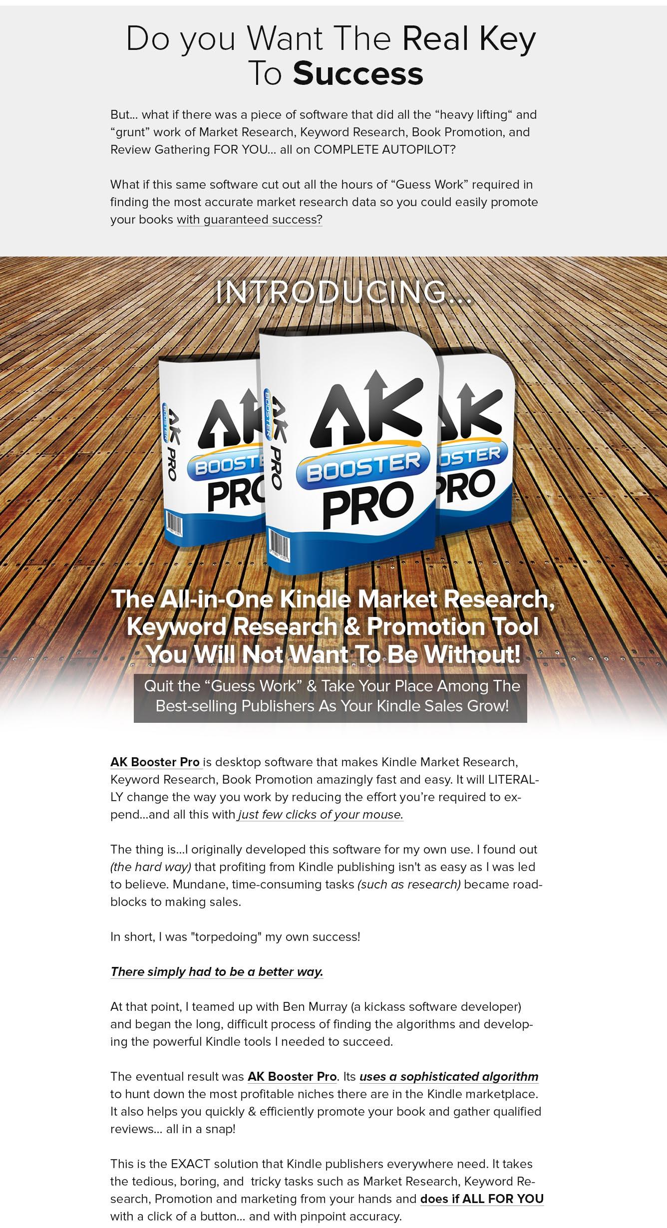 AK Booster Pro 1.2
