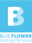 blue flower group