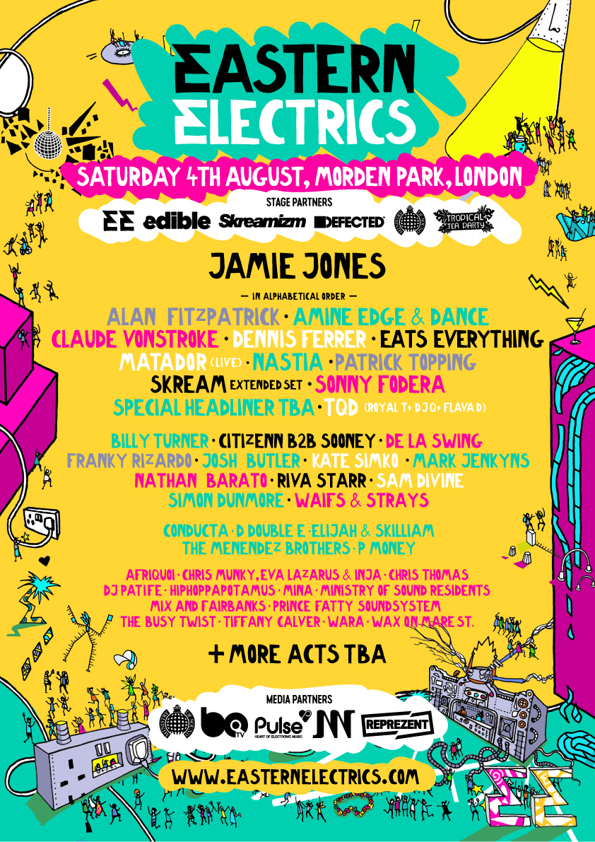 EASTERN ELECTRICS 2018