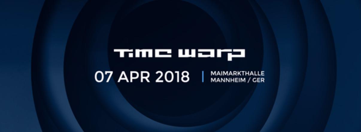 TIME WARP GERMANY 2018