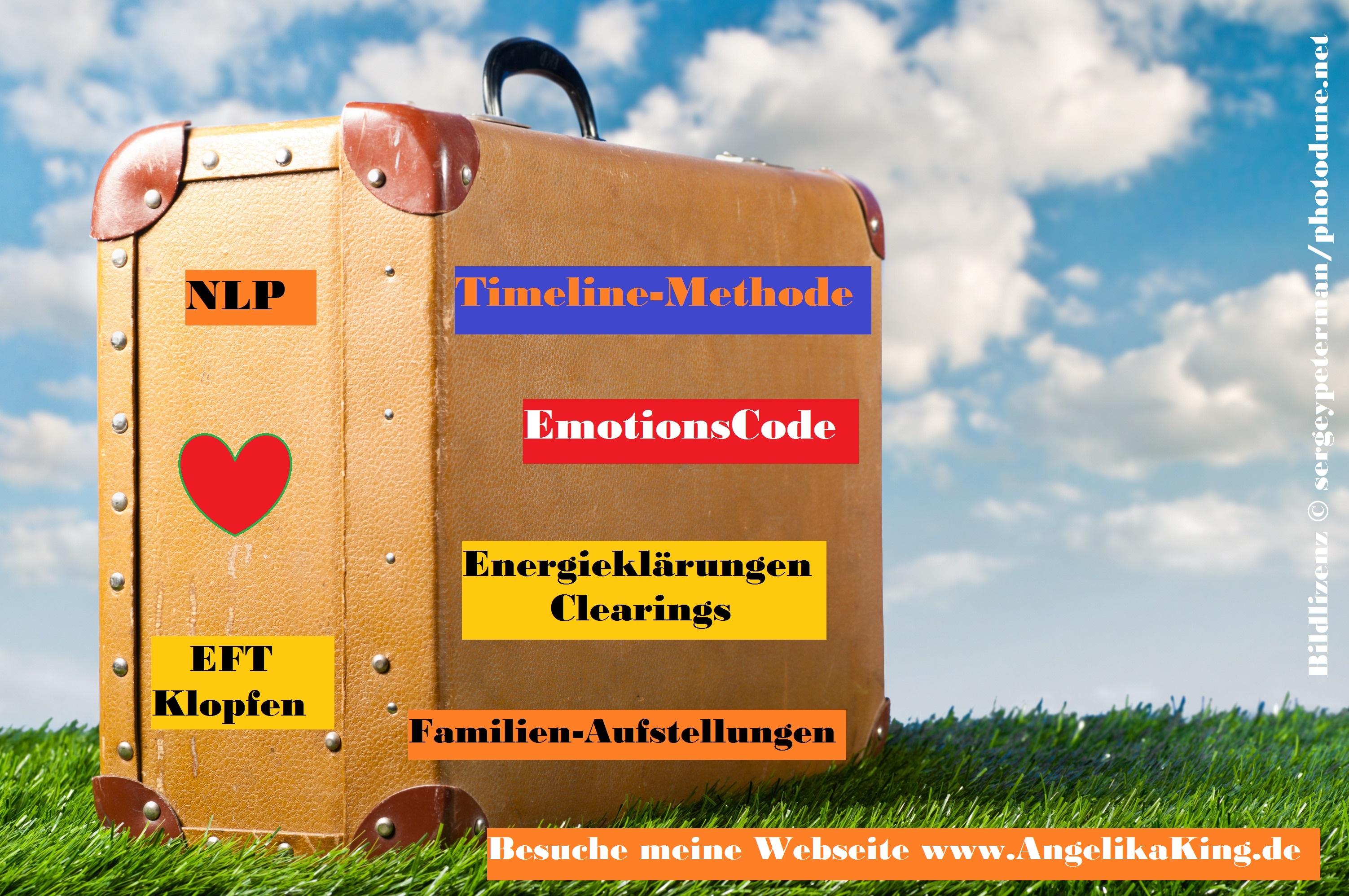 Turbo-Coaching, Timeline-Seminare, Selbstcoaching-Kurse und mehr