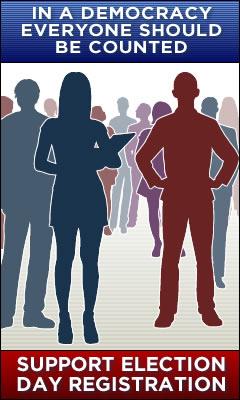 Election Day Voter Registration