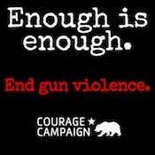Help Courage Campaign End Gun Violence