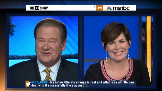 The Ed Show on MSNBC