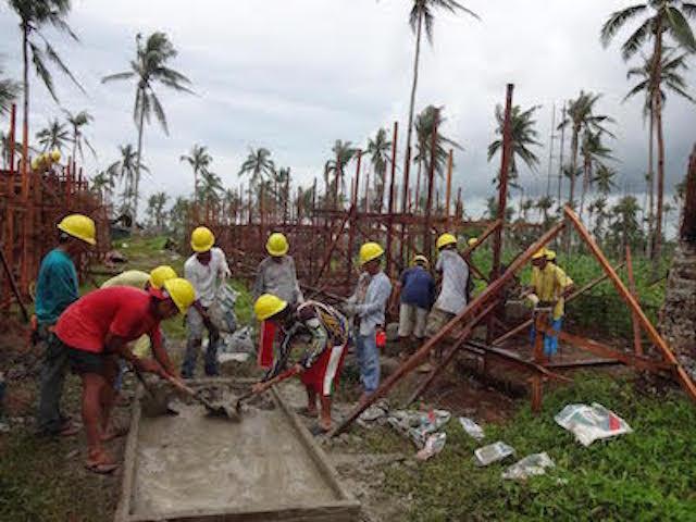 Rebuilding in Jaro