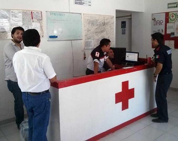 Tulum Red Cross