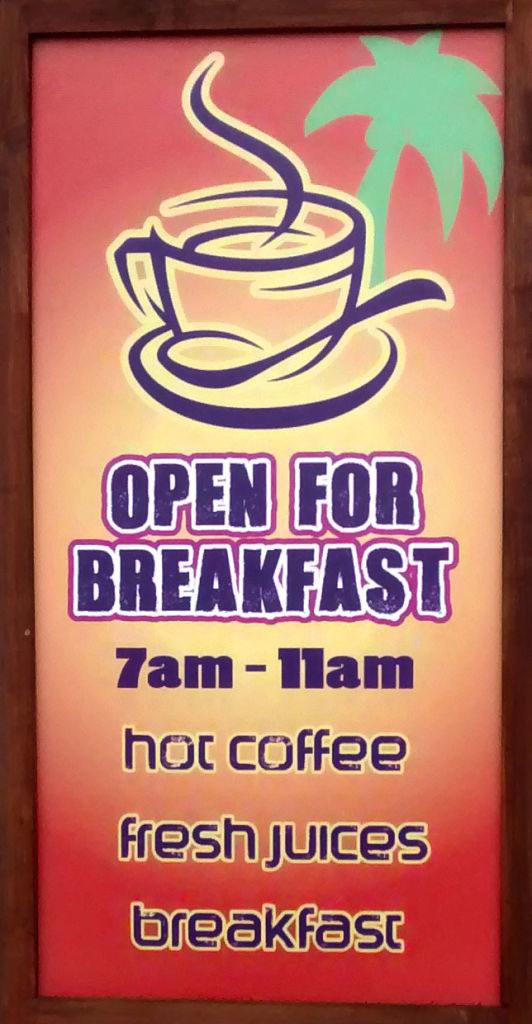 La Buena Vida Breakfast