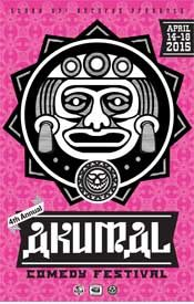 2015 Akumal Comedy Festival 200