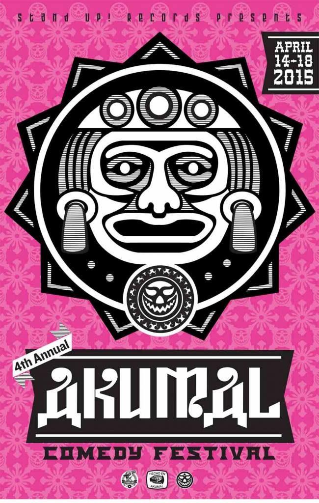 2014 Akumal Comendy Festival