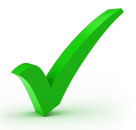 Survey Checkmark
