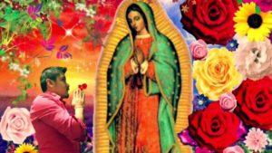 Dia de Virgen de la Guadalupe/Day of the Virgin Guadalupe