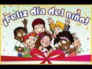 Dia del Nino-Day of the Children