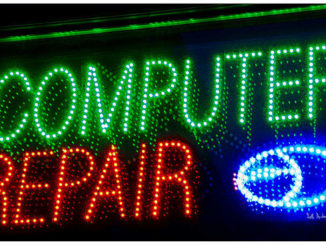 By Seth Anderson from Chicago, us (Computer Repair LED Uploaded by Gary Dee) [CC BY-SA 2.0 (https://creativecommons.org/licenses/by-sa/2.0)], via Wikimedia Commons