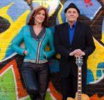 Del La Sol (Joan & Greg) @ Taverna outdoor bar