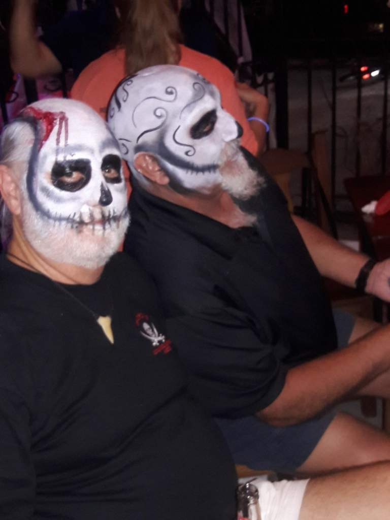 La Palapa Halloween Party 2020 La Palapa Halloween Fiesta Photos, 2018   AkumalNow