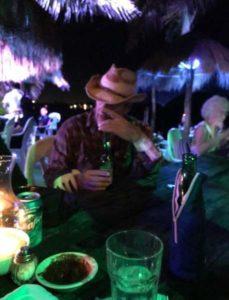 Karaoke at La Buena Vida