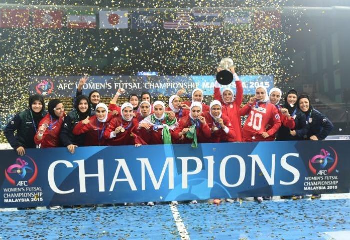 Iran AFC Women's Futsal Championship