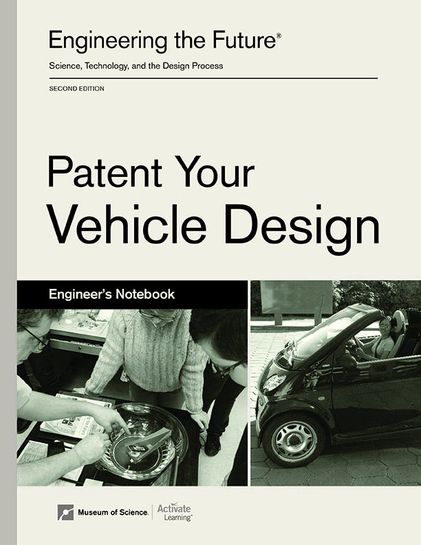 Patent Your Vehicle Design