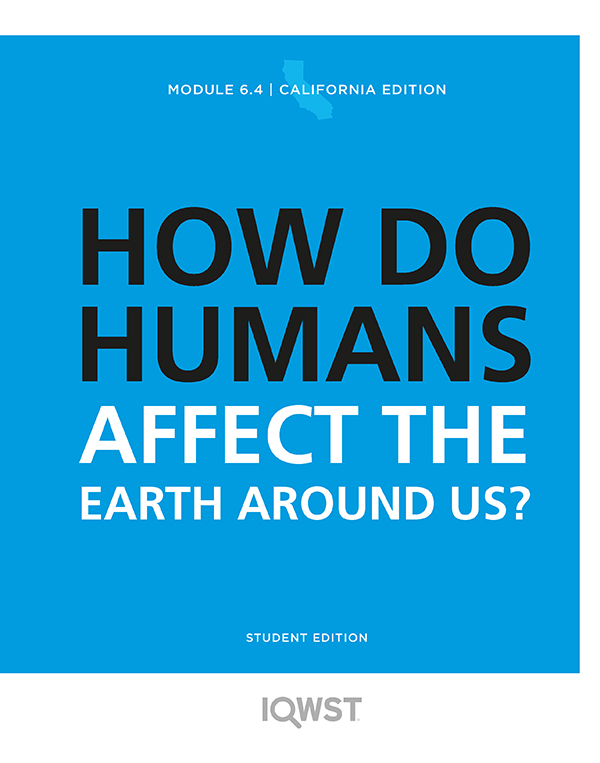 6.4 How Do Humans Affect the Earth Around Us?