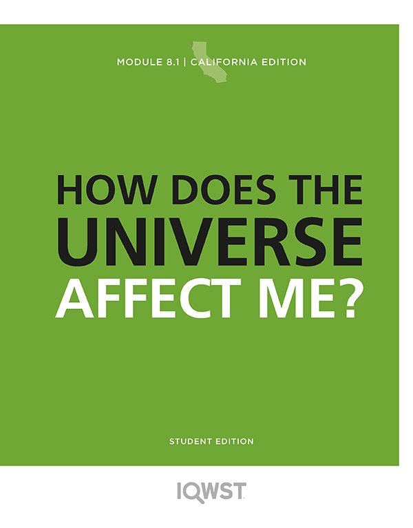 8.1 How Does the Universe Affect Me?