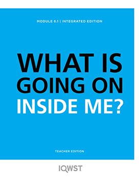6.1 WHAT IS GOING ON INSIDE ME?