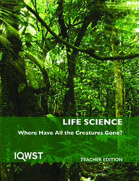 Life Science 1: Where Have All the Creatures Gone?