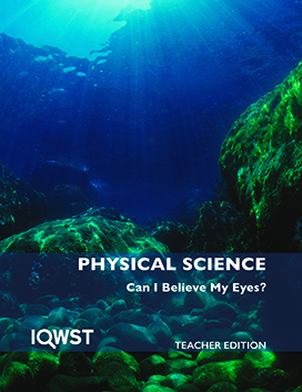 Physical Science 1: Can I Believe My Eyes?