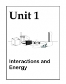 Unit 1: Interactions and Energy