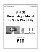 Module MSE: Developing Models for Magnetism and Static Electricity