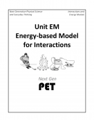 Module IE: Interactions and Energy