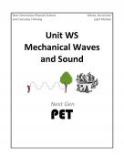 Module WSL: Waves, Sound and Light