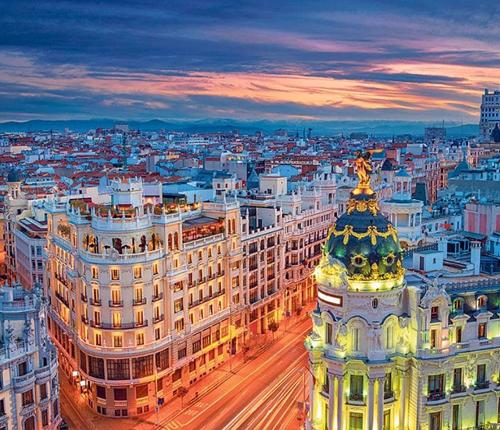 Vuelos Baratos a MADRID desde CORDOBA