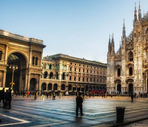 Vuelos Baratos a MILAN desde BUENOS AIRES