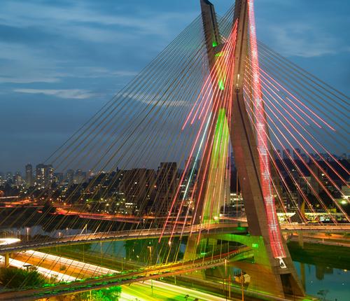 Vuelos Baratos a SAN PABLO desde BUENOS AIRES