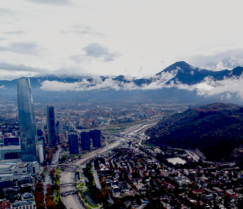 Vuelos Baratos a SANTIAGO DE CHILE desde BUENOS AIRES