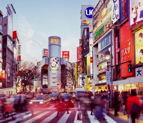 Vuelos Baratos a TOKIO desde BUENOS AIRES