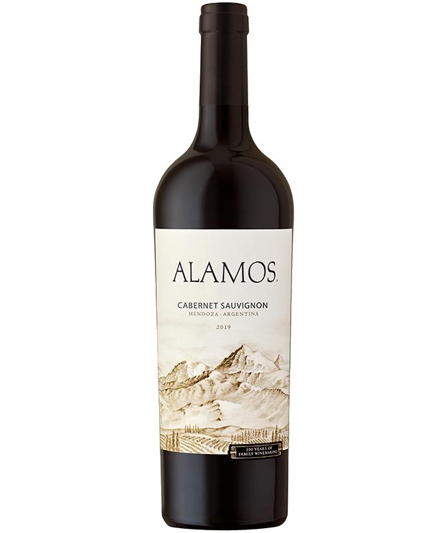 Alamos Cabernet Sauvignon 750ml Bottle
