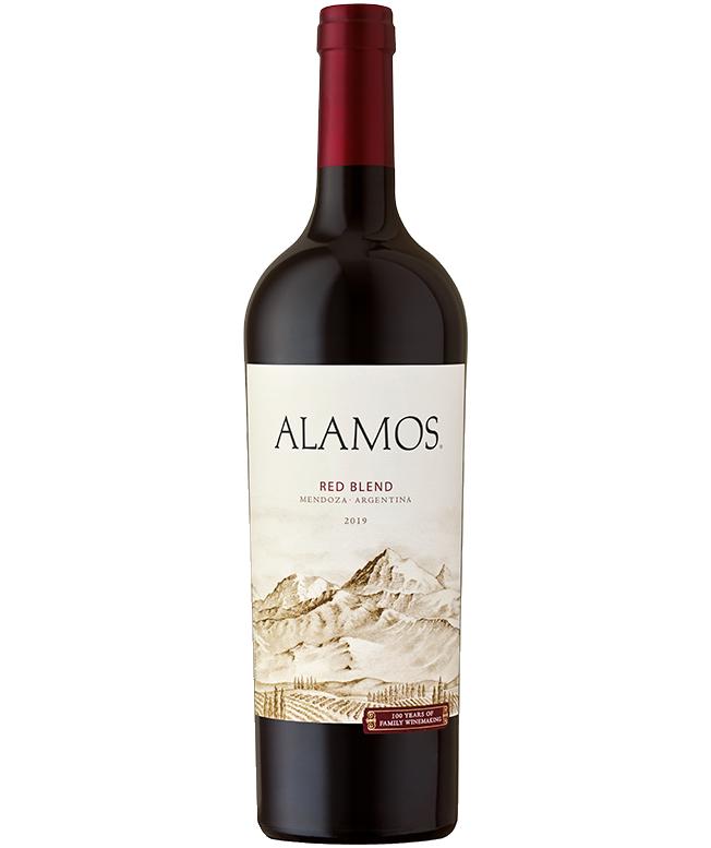 bottle of Red Blend