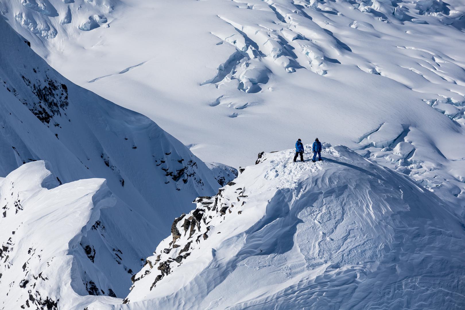 Alaskan Heli Terrain
