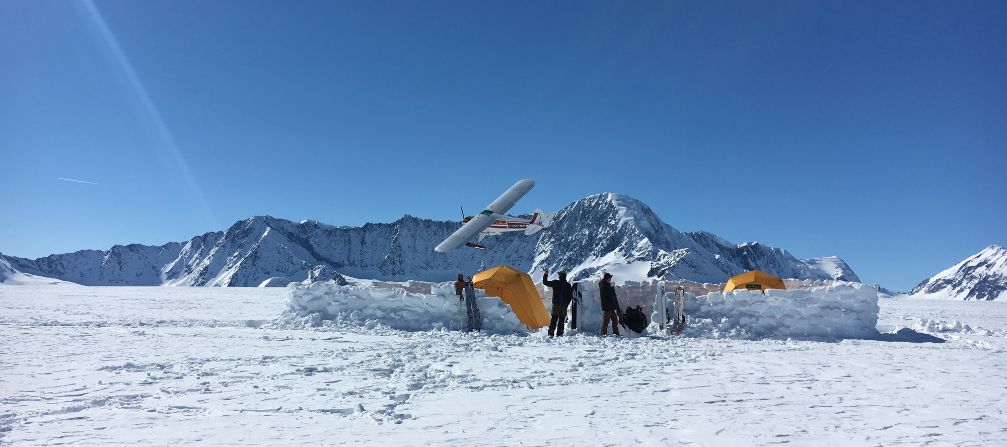 Alaska Touring Camp