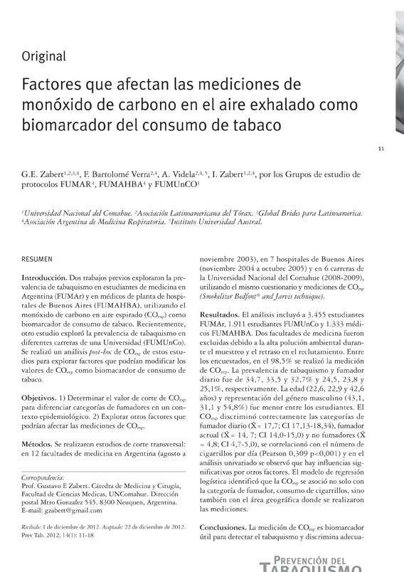 zabertycol factoresafectanmedicion COPrev Tabaquismo 2012-1