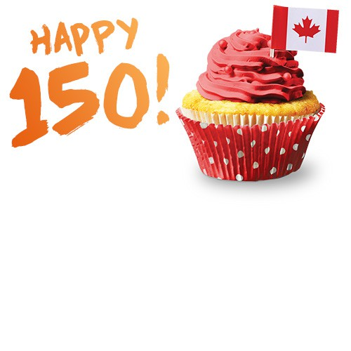 Celebrate Canada 150 With Savings
