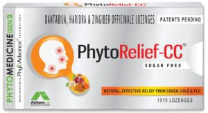 Alchemlife-Phytorelief CC-Natural effective relief from cough cold and flu