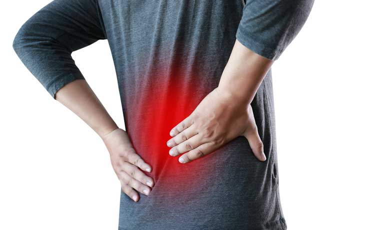 Hip Joint Pain – Lower back