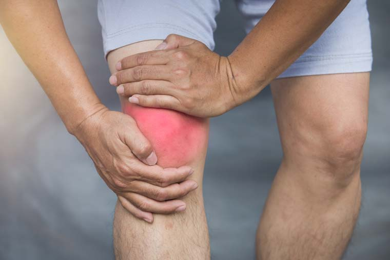Learn How to Cope up With Knee Joint Pain